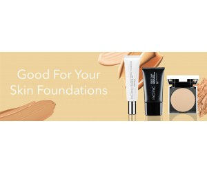 Good For Your Skin Foundations